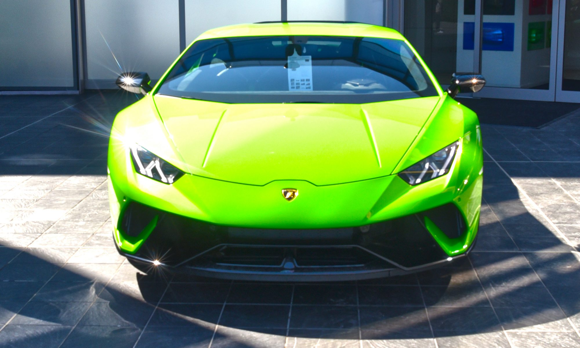 BMC Air Filters For Lamborghini Vehicles
